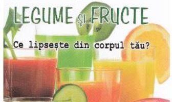 Sucuri din legume si fructe – Norman W. Walker PDF (download, pret, reducere)