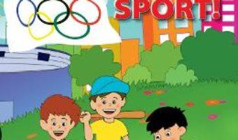 Pe locuri, fiti gata, sport! PDF (download, pret, reducere)