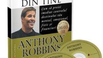 Cartea Cd Trezeste uriasul din tine – Anthony Robbins (download, pret, reducere)