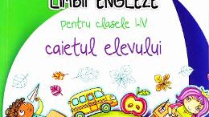 Carte Exercitii de gramatica limbii engleze pentru clasele 1-4 caiet – Cristina Johnson PDF Online