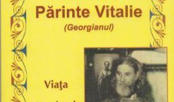 Cartea Minunatul Parinte Vitalie (Georgianul) (download, pret, reducere)
