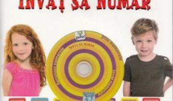 Invat sa numar (contine CD cu jocuri) PDF (download, pret, reducere)