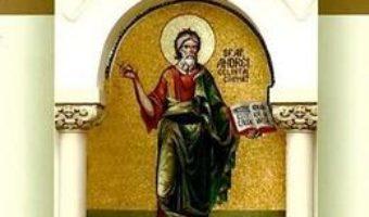 Sfantul Apostol Andrei – Sabin Verzan PDF (download, pret, reducere)
