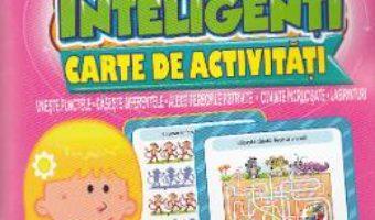 Jocuri pentru copii inteligenti. Carte de activitati +7 ani PDF (download, pret, reducere)