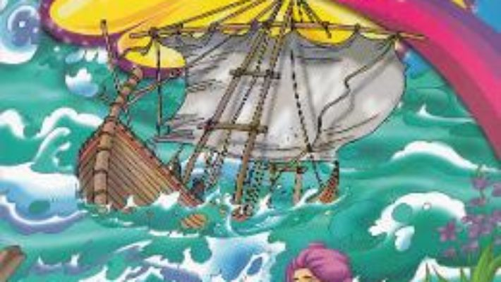 Descopera cuvintele misterioase din poveste – Sinbad marinarul PDF (download, pret, reducere)