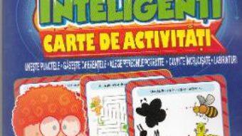 Jocuri pentru copii inteligenti. Carte de activitati +3 ani PDF (download, pret, reducere)