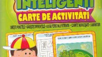 Jocuri pentru copii inteligenti. Carte de activitati +4 ani PDF (download, pret, reducere)
