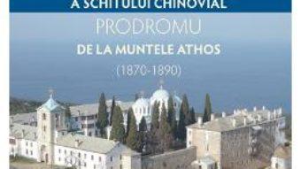 Autonomia bisericeasca si nationala a schitului chinovial Prodromu de la Muntele Athos – Mihail-Simion Sasaujan PDF (download, pret, reducere)