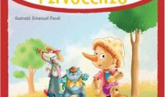 Cartea Aventurile lui Pinocchio (download, pret, reducere)