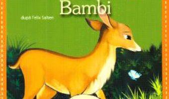 Invat sa citesc in limba germana – Bambi – Nivelul 3 PDF (download, pret, reducere)