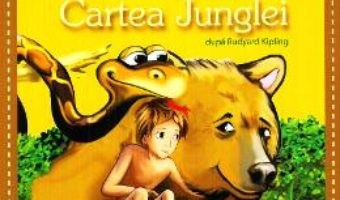 Invat sa citesc in limba engleza – Cartea junglei – Nivelul 3 PDF (download, pret, reducere)
