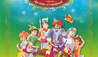 Cele mai frumoase 9 povesti din lume si romanesti vol.3 PDF (download, pret, reducere)