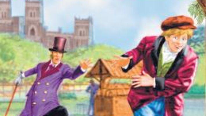 Cartea Oliver Twist – Charles Dickens (download, pret, reducere)