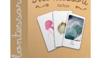 Cartea Montessori. Clasificare – Pamant, aer, apa (download, pret, reducere)
