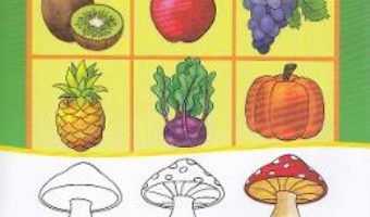 Cartea Cum sa desenam legume si fructe (download, pret, reducere)