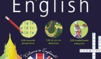 Engleza distractiva 12-13 ani Larousse PDF (download, pret, reducere)