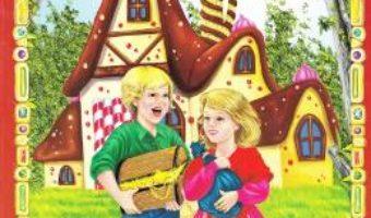 Hansel si Gretel PDF (download, pret, reducere)