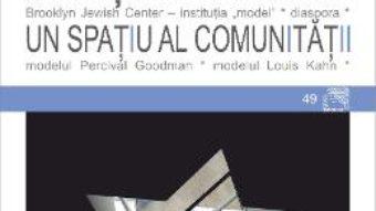 Spatiul iudaic, un spatiu al comunitatii – Dan-Ionut Julean PDF (download, pret, reducere)