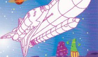 Cartea Carte de colorat cu abtibilduri – Nave spatiale (download, pret, reducere)