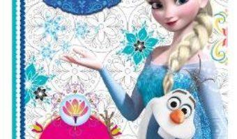 Disney Regatul de gheata – Atelierul culorilor PDF (download, pret, reducere)