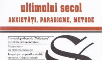 Literatura comparata la turnanta ultimului secol – Vasile Voia PDF (download, pret, reducere)