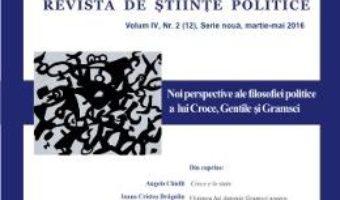 Polis vol.4 nr.2(12) Serie noua martie-mai 2016 Revista de stiinte politice PDF (download, pret, reducere)