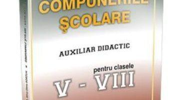 Compunerile scolare. Auxiliar didactic pentru clasele V-VIII – Mariana-Gabriela Cerbu, Alina-Elena Bortun PDF (download, pret, reducere)