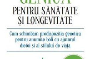 Terapia genica pentru sanatate si longevitate – Mitchell L. Gaynor PDF (download, pret, reducere)