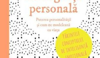 Inteligenta personala – John D. Mayer PDF (download, pret, reducere)