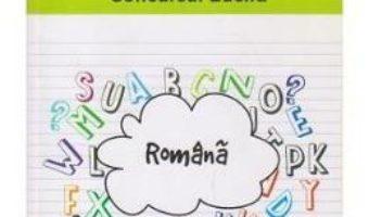 Pret Carte Performanta in Limba Romana prin Concursul Euclid cls 4 ed.2015-2016 – Laura-Roxana Alexandru