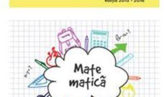 Pret Carte Performanta in Matematica prin Concursul Euclid cls Pregatitoare ed.2015-2016 – Cristina-Lavinia Savu