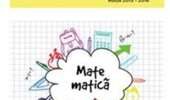 Pret Carte Performanta in Matematica prin Concursul Euclid cls 7 ed.2015-2016 – Cristina-Lavinia Savu