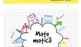 Pret Carte Performanta in Matematica prin Concursul Euclid cls 8 ed.2015-2016 – Cristina-Lavinia Savu