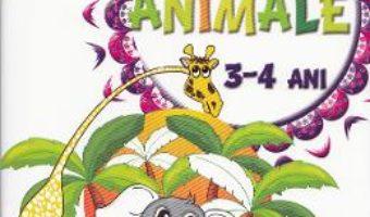 Pret Carte Invatam sa coloram: Animale 3-4 ani
