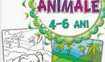 Cartea Coloram animalele 4-6 ani (download, pret, reducere)