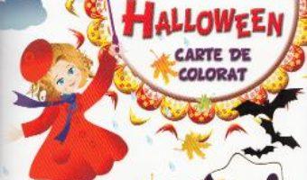 Cartea Toamna si Halloween – Carte de colorat (download, pret, reducere)