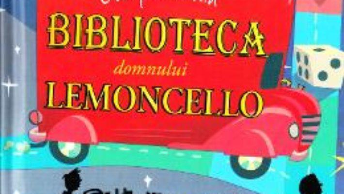 Pret Carte Olimpiada din biblioteca Domnului Lemoncello – Chris Grabenstein