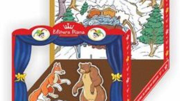 Pret Carte Teatru de papusi integral: Ursul pacalit de vulpe