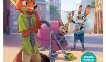 Pret Carte Disney: Zootropolis – Judy in misiune!