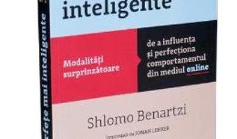 Pret Carte Interfete mai inteligente – Shlomo Benartzi