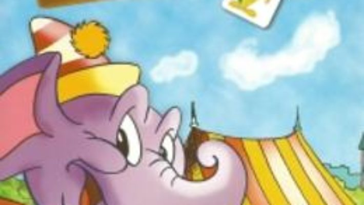 Pret Carte Lipim si coloram Hai la circ