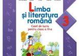 Pret Carte Limba si literatura romana cls 3 caiet – Cornelia Bertesteanu, Daniela Besliu