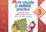 Pret Carte Arte vizuale si abilitati practice cls 3 caiet – Cristina Rizea (editie revizuita si completata)