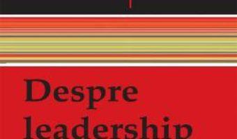 Pret Carte Despre leadership – Jan Ketil Arnulf