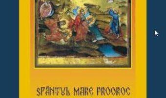 Pret Carte Sfantul Mare Prooroc Ilie Tesviteanul – Costion Nicolescu