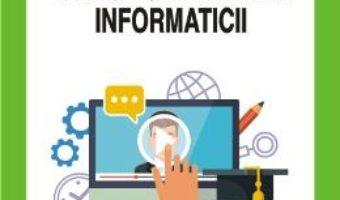 Pret Carte Didactica predarii informaticii – Cristian Masalagiu, Ioan Asiminoaei