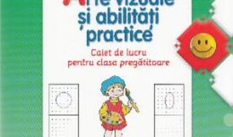 Pret Carte Arte vizuale si abilitati practice – Clasa pregatitoare – Caiet – Olguta Calin, Doina Cindea