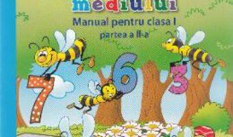 Pret Carte Matematica si explorarea mediului – Clasa a 1-a. Partea II – Manual + CD – Gabriela Barbulescu, Daniela Besliu