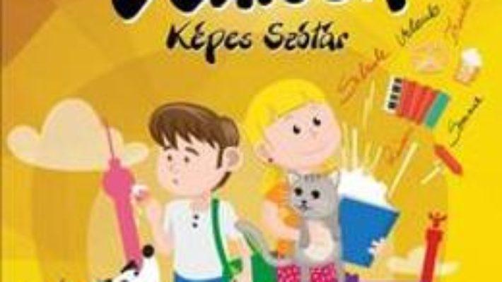 Cartea Ich liebe Deutsch dictionar Kepes Szotar german-maghiar (download, pret, reducere)