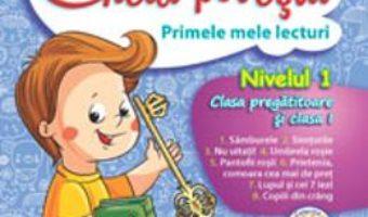 Cartea Cheia povestii nivelul 1 Clasa pregatitoare si cls 1 (download, pret, reducere)